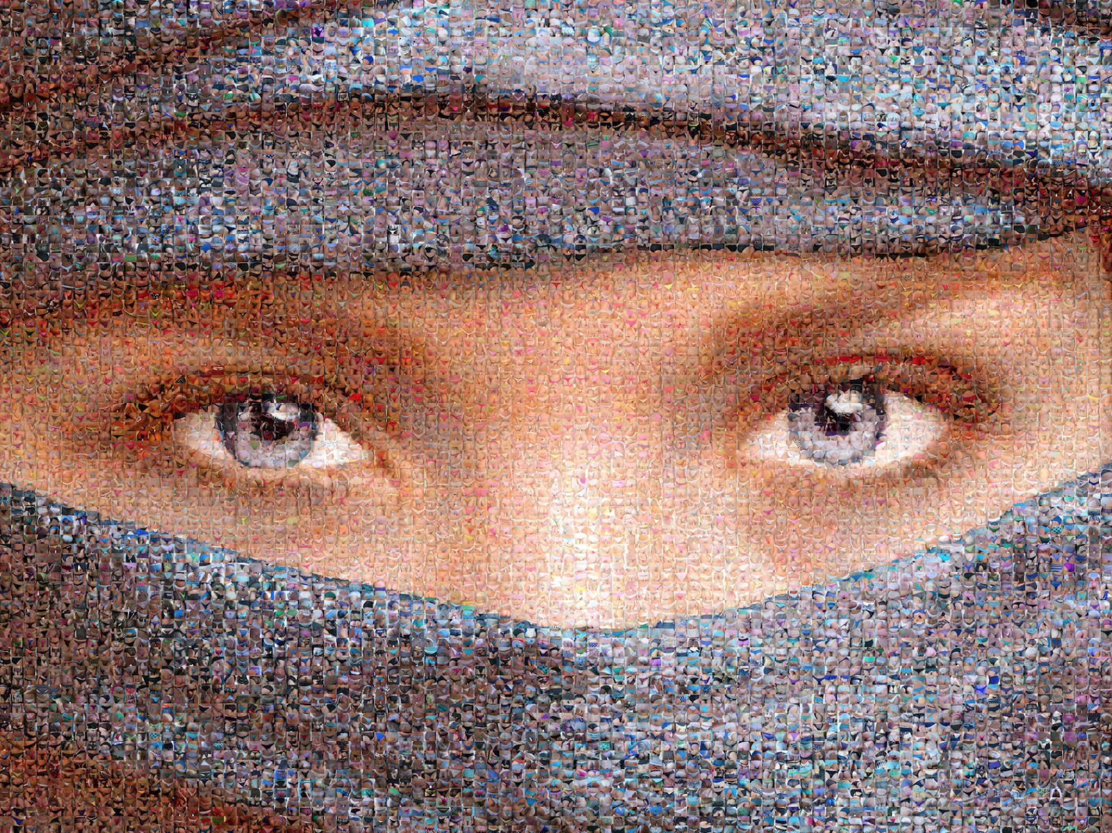 Candice eyes gray